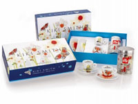 Kiki Smith Illy Espresso Cup Gift Box
